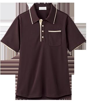 AIK304 半袖ニットシャツ(男女兼用)