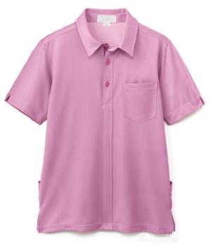 AIK305 半袖ニットシャツ(男女兼用)