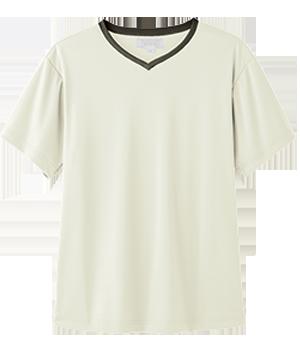 AIT300 VネックTシャツ(男女兼用)