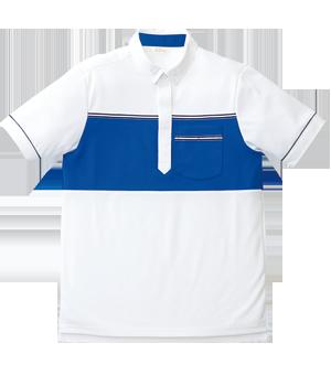 CXK310 半袖ニットシャツ(男女兼用)