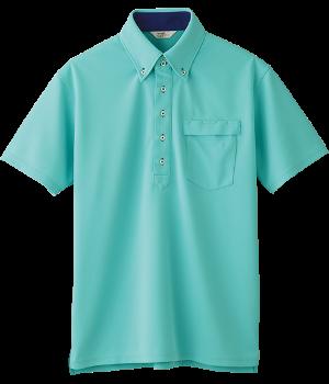 CXK311 半袖ニットシャツ(男女兼用)