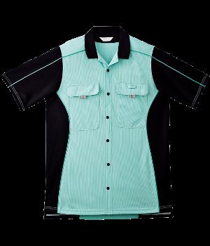 CXK315 半袖Y'sニットシャツ(男女兼用)