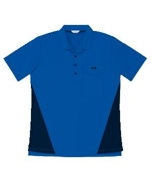 CXK316 半袖ニットシャツ(男女兼用)