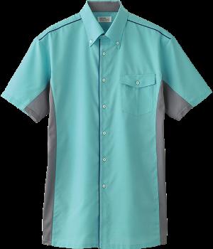 CXY312 半袖メッシュシャツ(男女兼用)