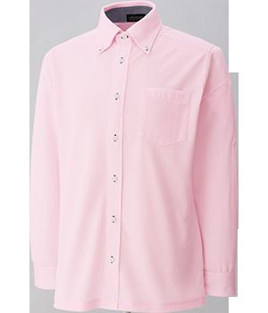 FTK307 長袖Y'sニットシャツ(男女兼用)