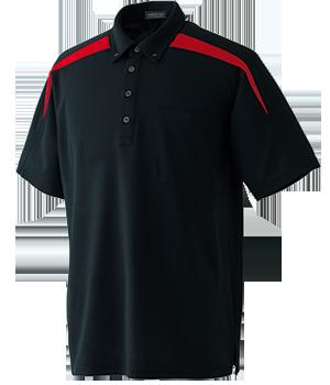 FTK313 半袖ニットシャツ(男女兼用)