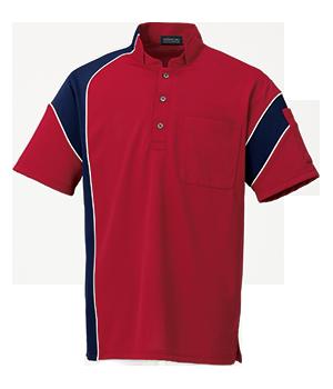 FTK315 半袖ニットシャツ(男女兼用)