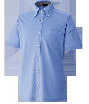 FTK317 半袖Y'sニットシャツ(男女兼用)