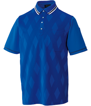 FTK330 半袖ニットシャツ(男女兼用)