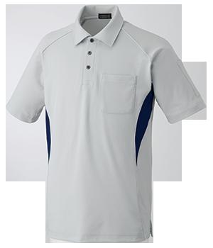 FTK332 半袖ニットシャツ(男女兼用)