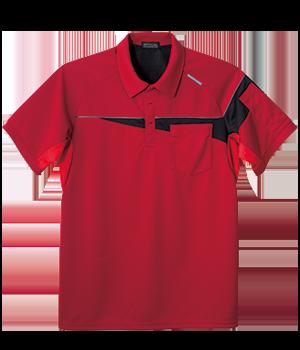 FTK334 半袖ニットシャツ(男女兼用)