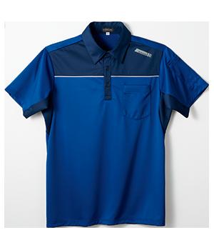 FTK335 半袖ニットシャツ(男女兼用)