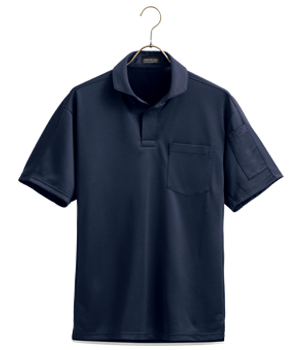 FTK336 半袖キッパーニットシャツ(男女兼用)