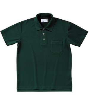 HAK311 半袖ニットシャツ(男女兼用)