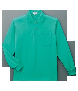 PFK321 長袖ポロシャツ(男女兼用)