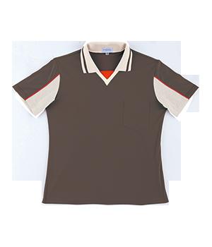 PK255 レディース半袖ポロシャツ