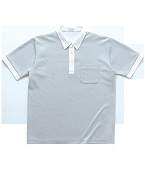 PK352 半袖ニットシャツ(男女兼用)