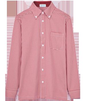PK366 長袖Y'sニットシャツ(男女兼用)
