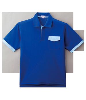 PK371 半袖ニットシャツ(男女兼用)