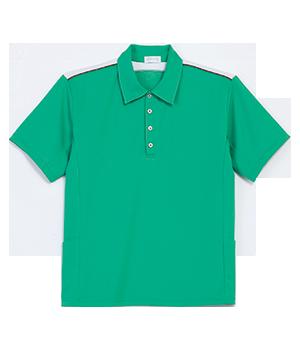 PK372 半袖ニットシャツ(男女兼用)