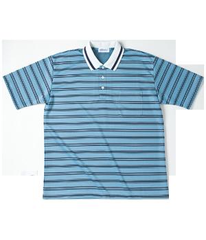 PK373 半袖ニットシャツ(男女兼用)