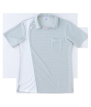 PK375 半袖ニットシャツ(男女兼用)