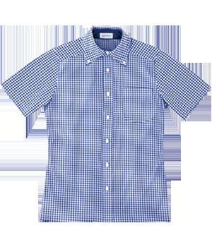 PK376 半袖Y'sニットシャツ(男女兼用)