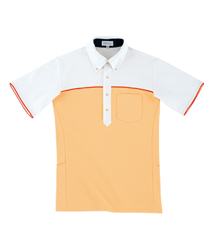 PK391 半袖ニットシャツ(男女兼用)