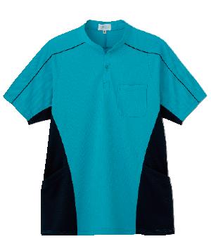 PK396 半袖ニットシャツ(男女兼用)