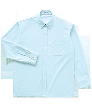 PY320 長袖ニットシャツ(男女兼用)